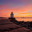 Bug Light Sunrise